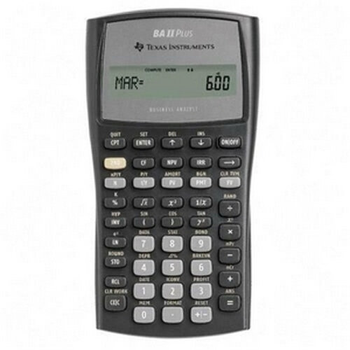 Texas Instruments BA II plus #2