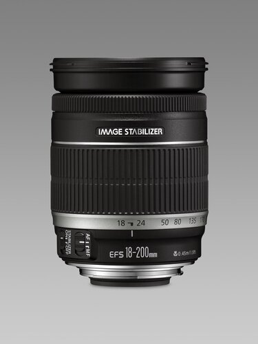 Canon EF-S 18-200mm f/3.5-5.6 IS #4