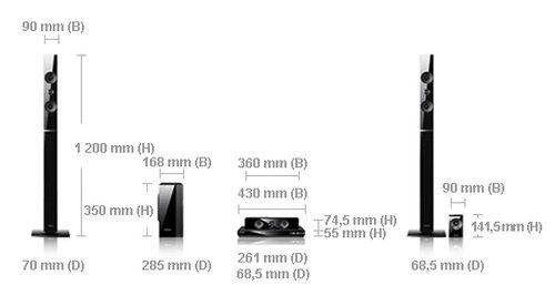 Samsung HT-E5530 - 3