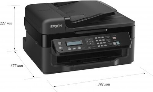 Epson WorkForce WF-2530WF #5
