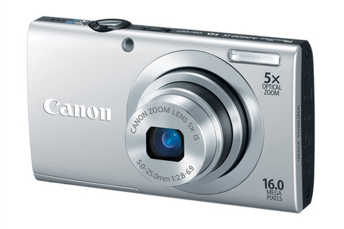 Canon PowerShot A2400 IS #2