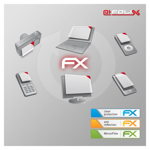 atFoliX FX-Clear f/ Nokia 5800 XpressMusic - 7