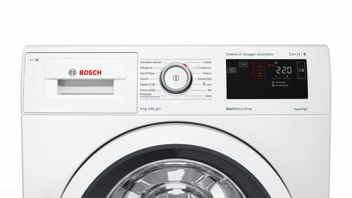 Bosch Serie 6 WAT24638IT #5
