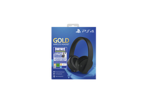 Sony Gold Wireless #2