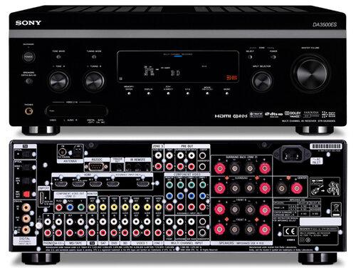 Sony STR-DA3500ES - 2