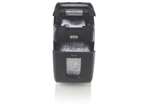 Swingline Stack-and-Shred 175X - 7