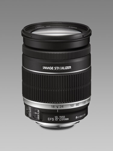 Canon EF-S 18-200mm f/3.5-5.6 IS #2