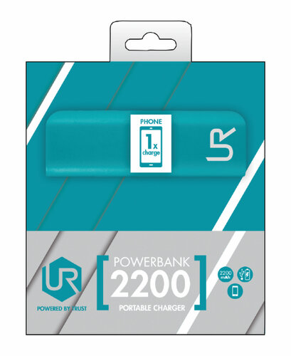 Trust Power Bank 2200 #6
