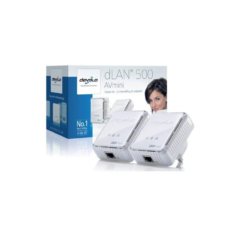 Devolo DLAN 500 AV Mini #1