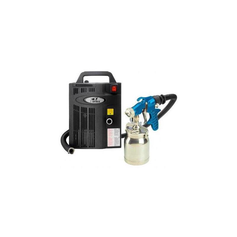 📖 Mode d'emploi Earlex Spray Station 6900 (20 des pages)