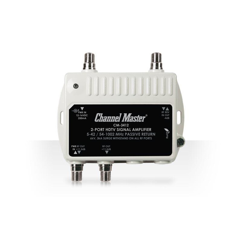 Channel Master CM3412 #1