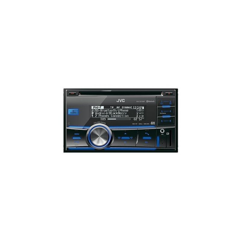 JVC KW-SD70BT #1