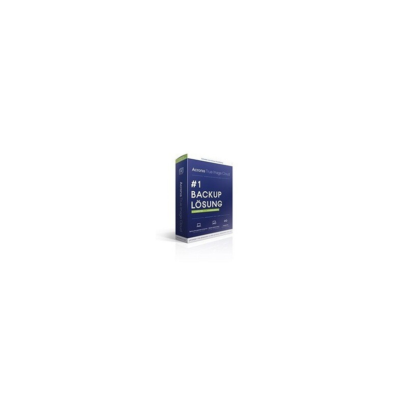 Acronis True Image 2016 Cloud #1