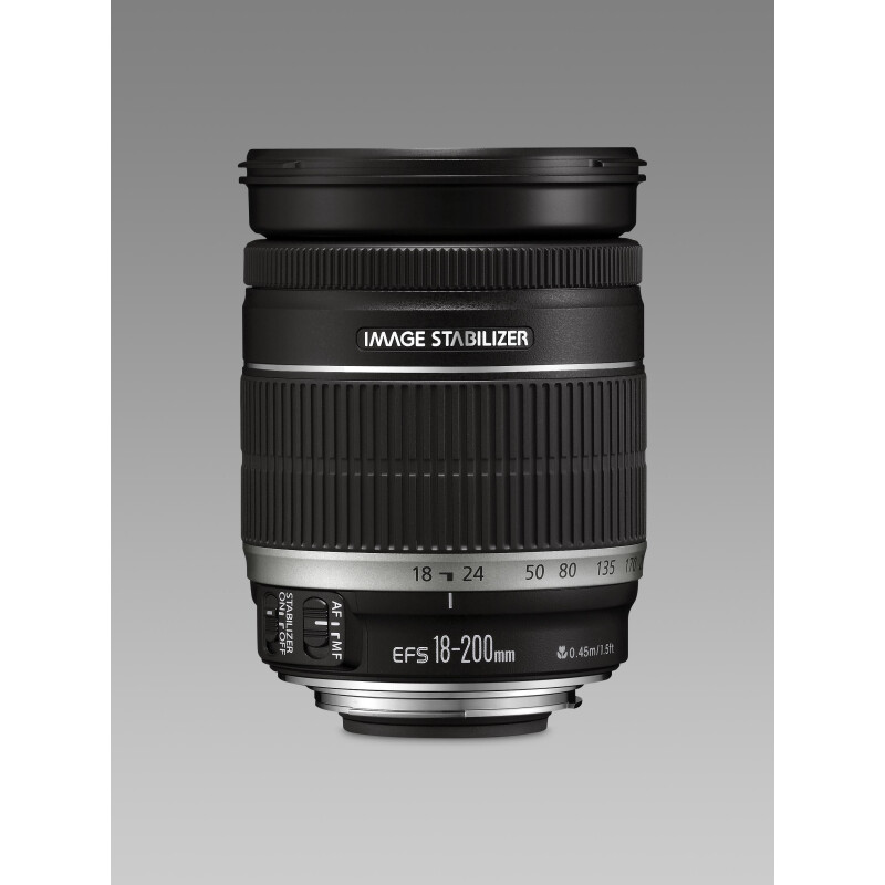 Canon EF-S 18-200mm f/3.5-5.6 IS #1