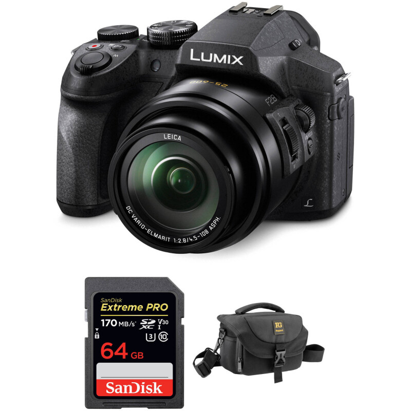Panasonic Lumix DMC-FZ300 #1