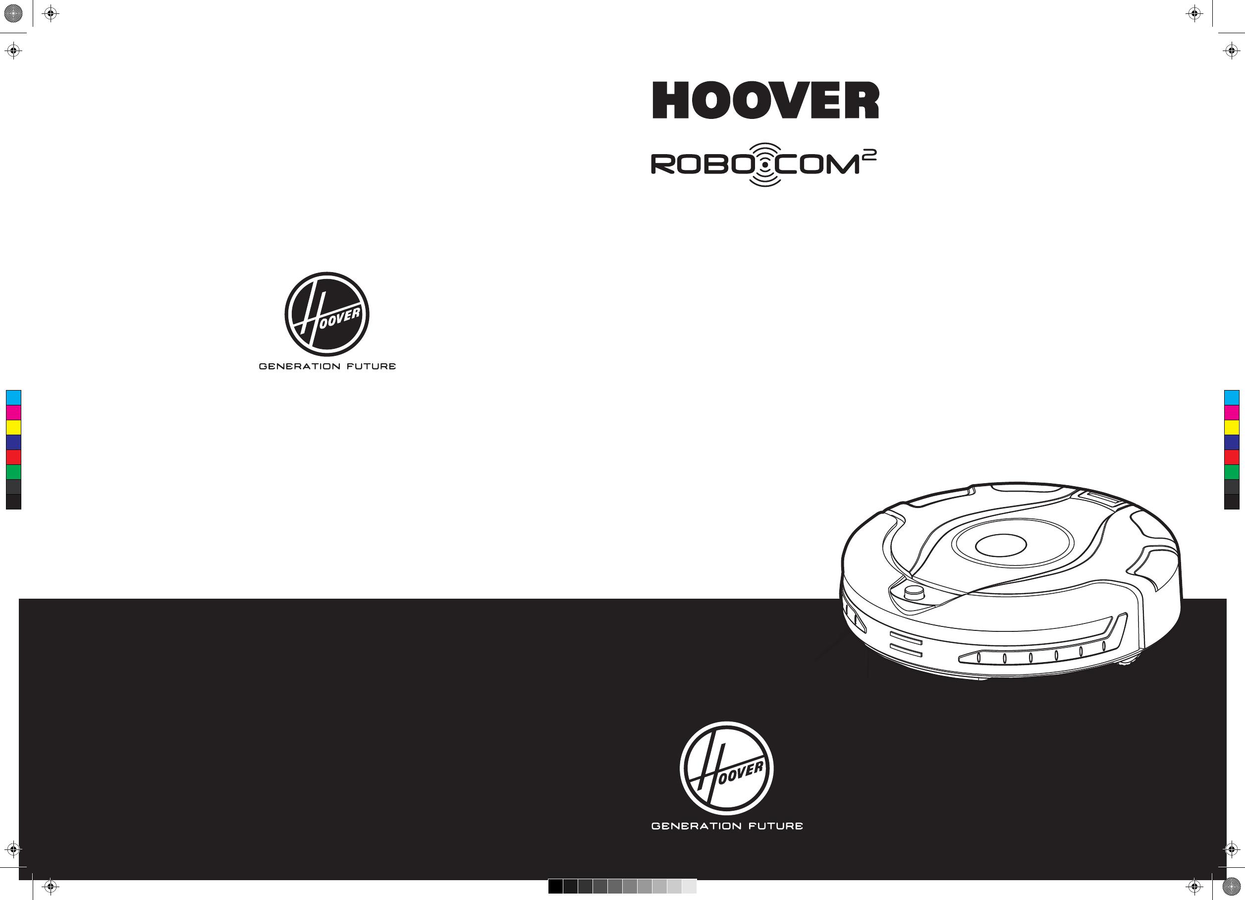 Mode d'emploi Hoover Robo.Com RBC009 (97 des pages)