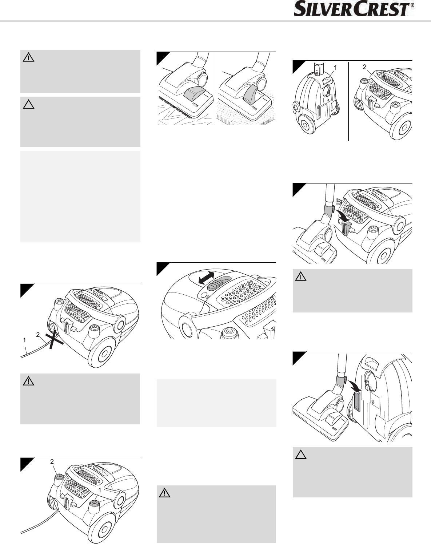 Mode d'emploi SilverCrest SHSS 12 B2 (44 des pages)