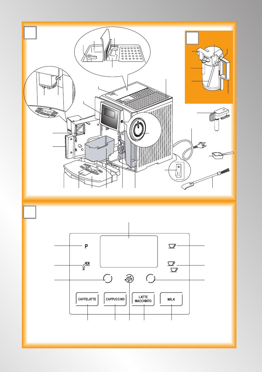 Mode d'emploi DeLonghi Perfecta ESAM 5600 (27 des pages)