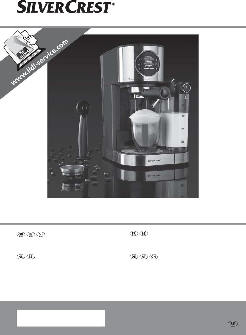 Mode Demploi Silvercrest Semm 1470 A1 124 Des Pages