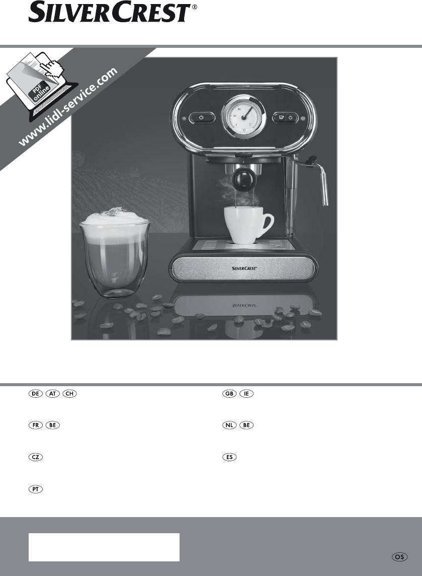 Mode Demploi Silvercrest Sem 1100 B3 172 Des Pages