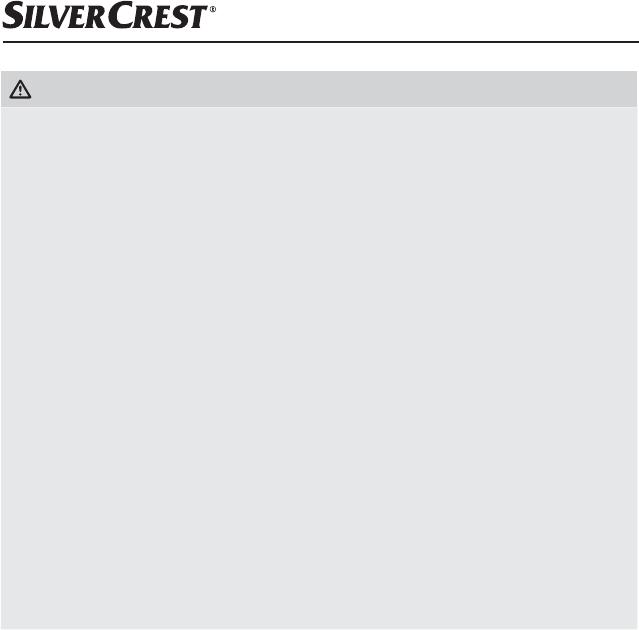 Notice SILVERCREST SAS 7.4 LI A1 Trouver une solution à un