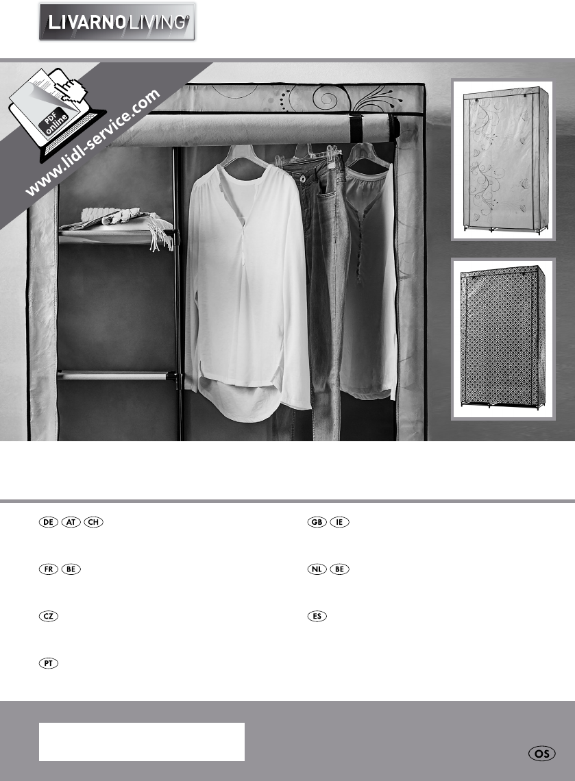 Mode D Emploi Livarno Z29776 12 Des Pages