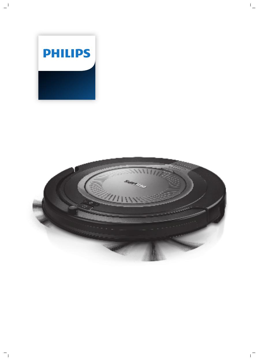 Mode d'emploi Philips SmartPro Compact FC8715 (122 des pages)